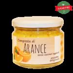 Composta di Arance senza Zucchero aggiunto