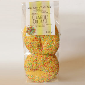 Ciambelle Colorate